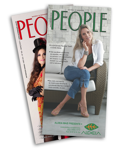 aldeia na revista people